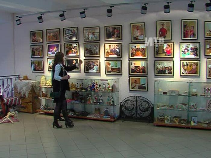 Импульс\u002DТВ: Фотовыставка в Художественном салоне