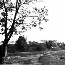 Вид на площадь Тимирязева