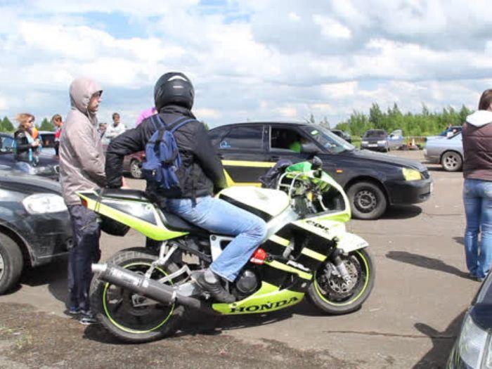 ВЛуки.ру: Drag racing