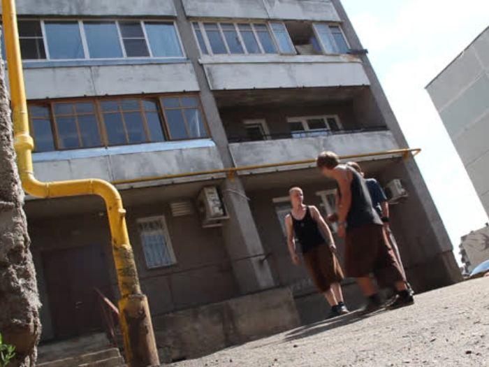 ВЛуки.ру: Великолукский паркур