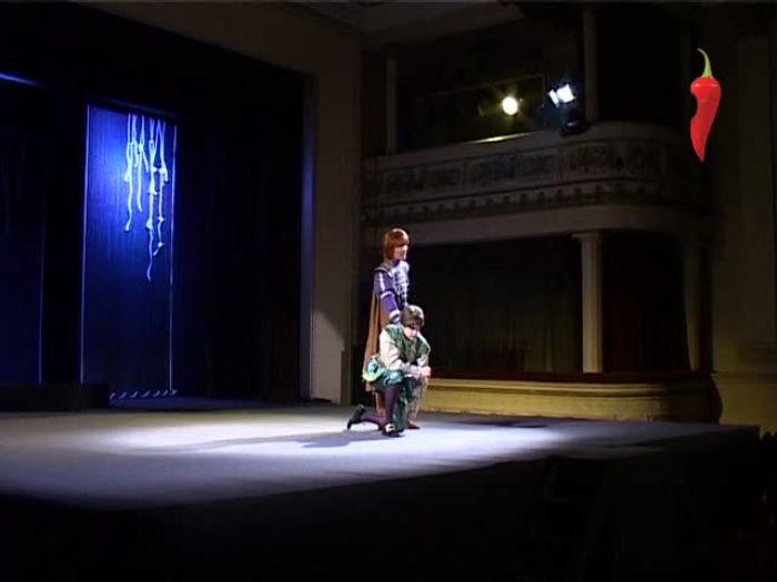 Перец\u002Dрапид: 450 летие В. Шекспира в Драматическом театре