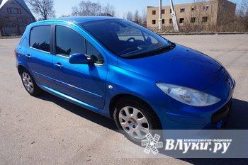 Peugeot 307 2007г.в.  1.6 АТ  Максимальная комплектация: Антиблокировочная…