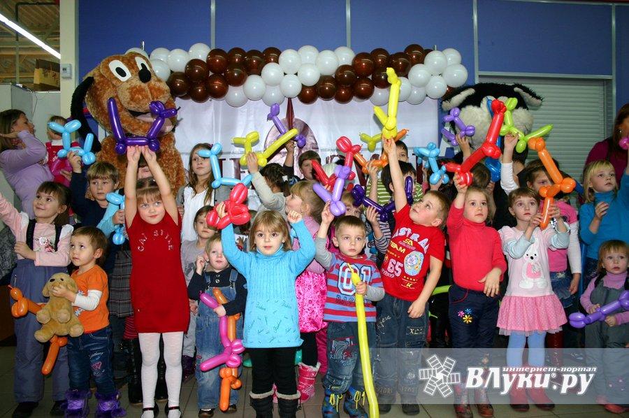 Детский праздник апельсин клоуны на детский праздник в талгаре