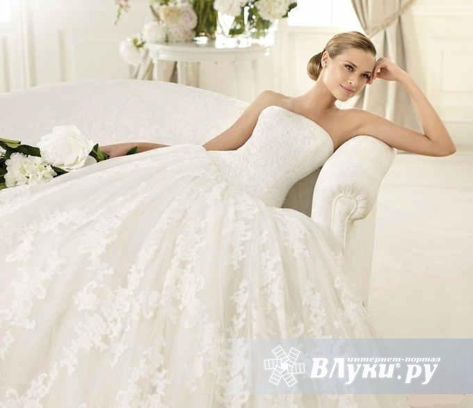 Свадебный салон «Венец» приготовил замечательный весенний подарок для невест. Скидки на свадебные платья до 50