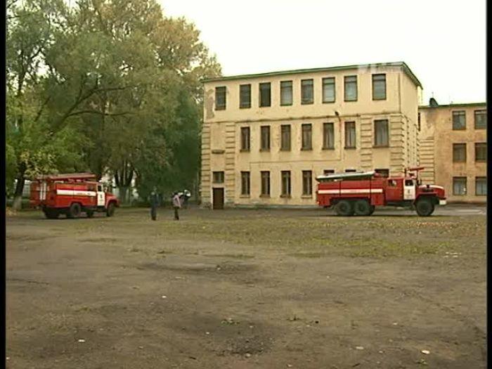 Импульс\u002DТВ: Учебная эвакуация в школе №9