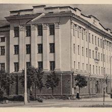 Набережная имени Александра Матросова. 1966 год.