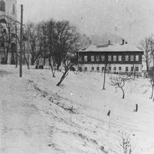 Школа на проспекте Ленина