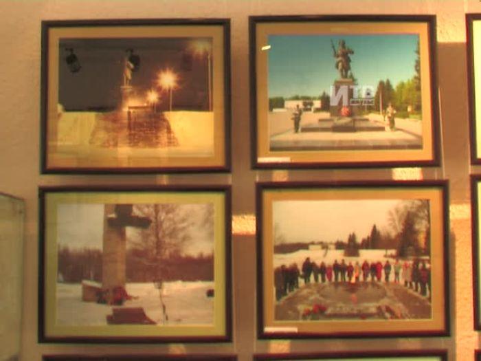 Импульс\u002DТВ: Фотовыставка в худ.салоне