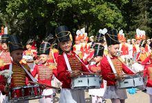 Международный фестиваль-конкурс коллективов мажореток и барабанщиц (ФОТО)