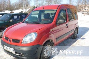 Renault РЕНО-КЕНГУ