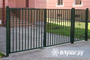 Ворота и калиткиИзготавливаем ворота и калитки высотой 1,8м или 1,5 шириной…