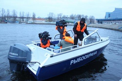 запрет на моторные лодки киров