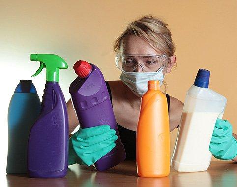 Средства для мытья посуды объявлены крайне небезопасными