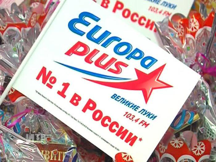 Импульс\u002DТВ: «Новогодняя сказка» от «Европы+»