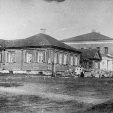 Реальное училище до реконструкции