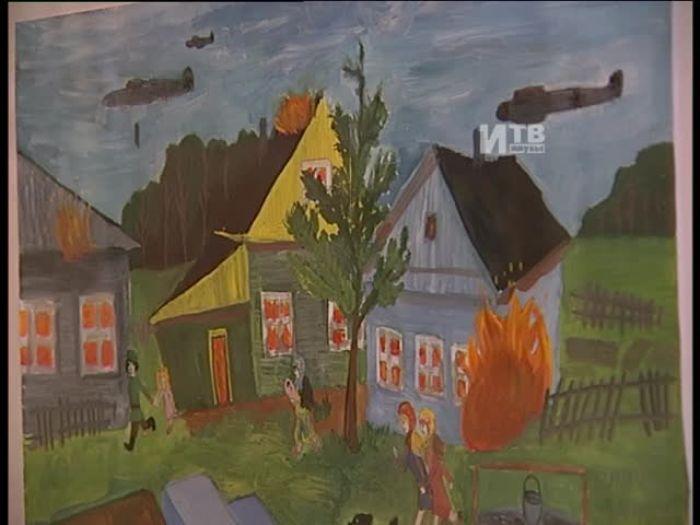 Импульс\u002DТВ: Выставка, посвящённая семидесятилетию освобождения Великих Лук