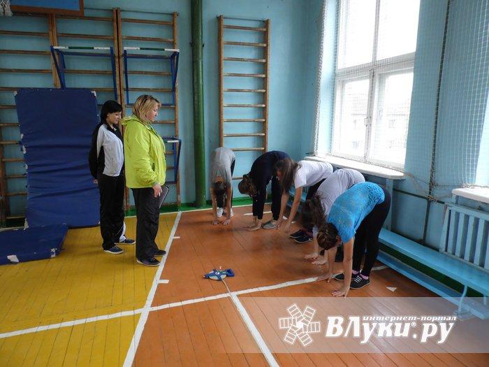Школьники Абакана начали сдавать нормативы ГТО обязательно