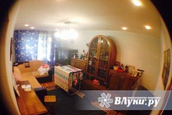 Продается двухкомнатная квартира с хорошим ремонтом. 1 этаж. Общая площадь-43,6…