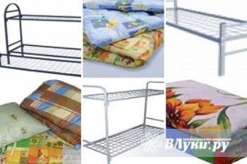 Кровати металлические для рабочих, общежитий, гостиниц, больниц Кровати для…