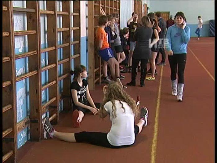 Импульс\u002DТВ: Первенство города по легкой атлетике