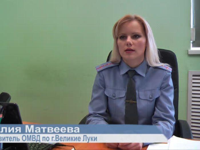 ВЛуки.ру: Сводка МВД за февраль