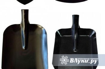Продам лопаты штыковые и совковые, без черенков оптом. -Лопата ЛКО-4 – 75…