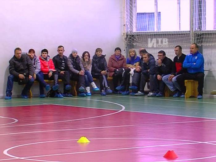 Импульс\u002DТВ: Футбольная школа «Зенита»
