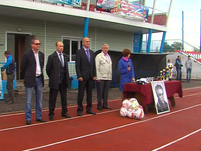 Импульс ТВ: Двенадцатый открытый городской турнир по футболу памяти М.Хренова.