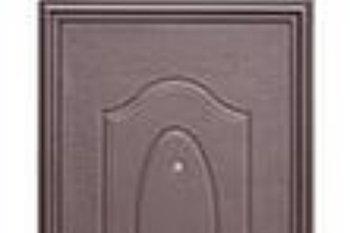 Дверь стальная  входная. Дверь металлическая,  с глазком,  отделка – молотковая…