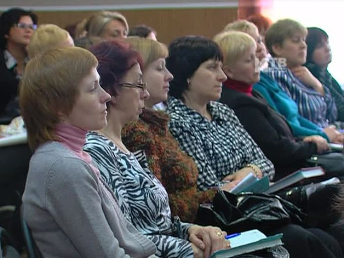 Импульс\u002DТВ: Международная педагогическая конференция в Великих Луках