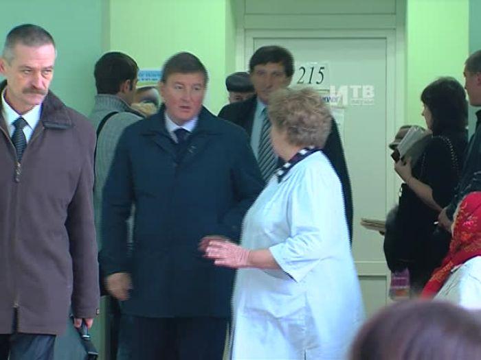 Импульс\u002DТВ: Рабочий  визит губернатора