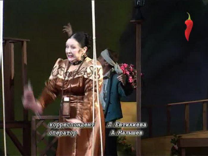 ДТВ\u002DРапид: «Испанские страсти» в драмтеатре