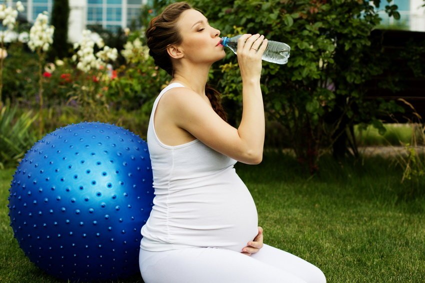 Поздравления с днем рождения беременной подруге прикольные