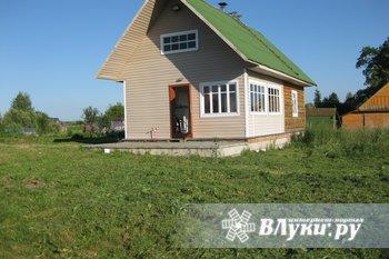 Продается дом в деревне Крупышево в Великолукском р-не, 20 км от города,…