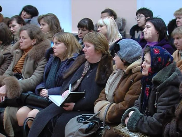 Импульс\u002DТВ: Православные чтения