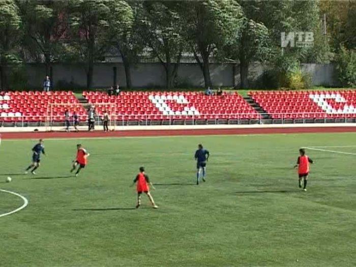 Импульс\u002DТВ: Заседание городской федерации футбола
