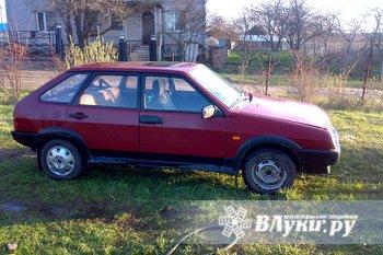 Продается ВАЗ 2109, 1994 г.в. объем двигателя 1.3 л. 64 л/с в хорошем состоянии,новая поршневая. цвет красный, люк, кассетная магнитола. ЦЕНА 45 000 р. Телефон…