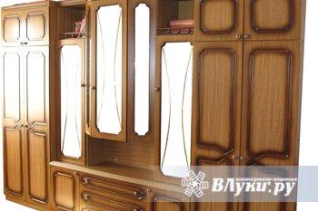 Продам комплект мебели (мебельную стенку) в отличном состоянии. Размеры 335х225х46. 10 тыс. руб. Обоснованный торг. т. (911) 364-64-59, e-mail: andyfirst@mail.ru