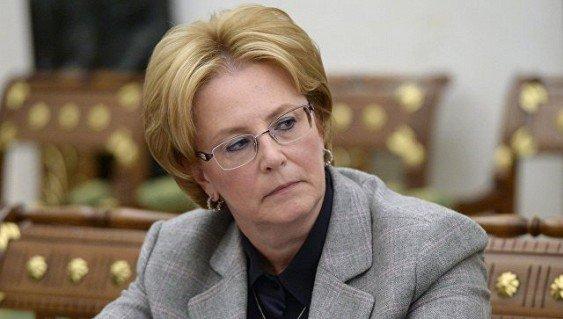Российская Федерация удачно борется сантимикробной резистентностью— Вероника Скворцова