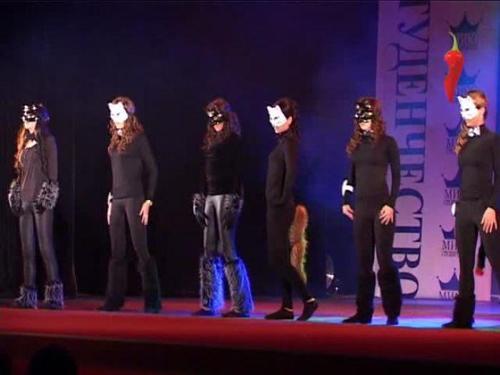 Перец\u002Dрапид: Мисс студенчество — 2014
