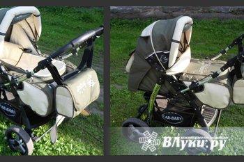 Продам коляску трансформер, три положения, раскладывается как летний вариант и…