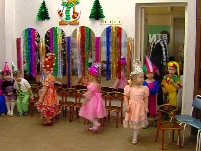 Импульс\u002DТВ: Утренник в детском саду №12