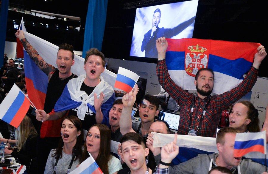 Принимать «Евровидение-2017» будет Киев