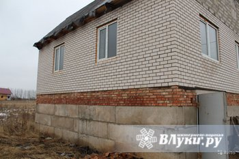 Продам дом 2-этажный дом 100 м² (кирпич+пеноблок) на участке 15 сот., в черте…