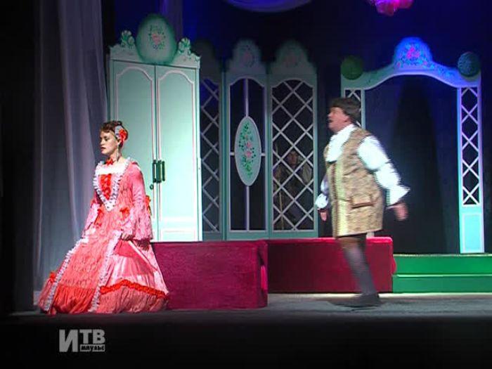 Импульс\u002DТВ: Открытие 95\u002Dго театрального сезона