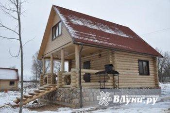 Сдаётся 2-х этажный коттедж на 4 человек в Псковской области в 20 км от города…