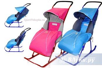 Принимаю заказы на санки-коляска.  Складные санки-коляска для перевозки детей в…