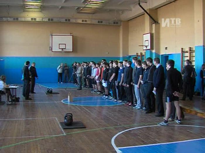 Импульс\u002DТВ: Соревнования по гиревому спорту