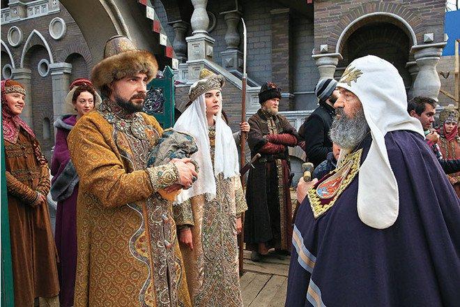 Сериал «София», который частично снимали вПсковской области, вскоре выйдет наэкраны
