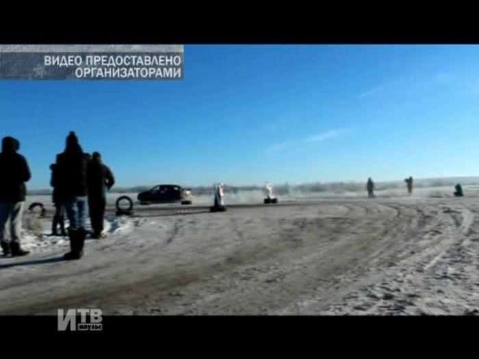 Импульс\u002DТВ: Снежно\u002Dледовый спринт